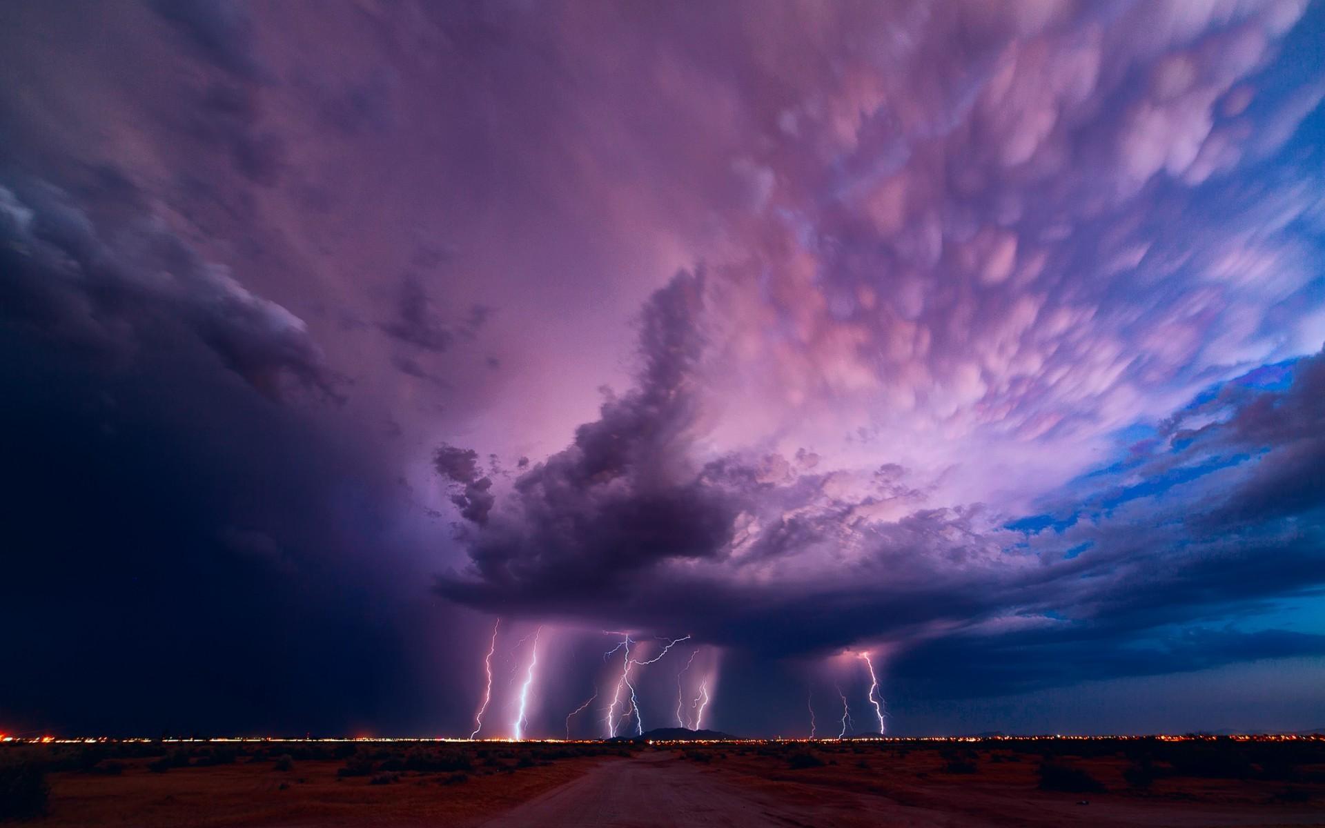 Lightning Storm wallpapers Lightning Storm stock photos 1920x1200