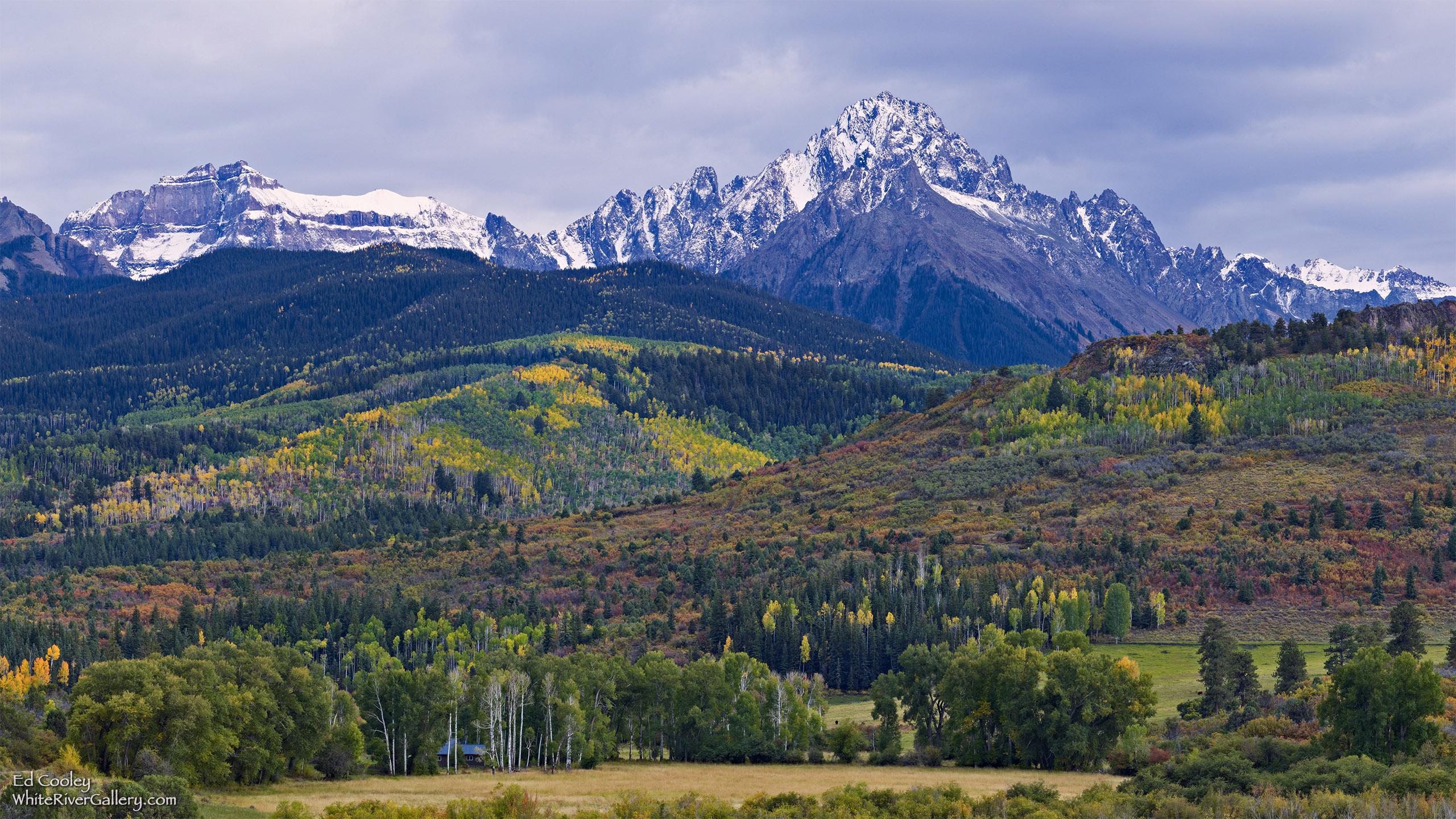 Super HD Wallpaper Autumn in Colorado Ed Cooley Fine Art 2560x1440