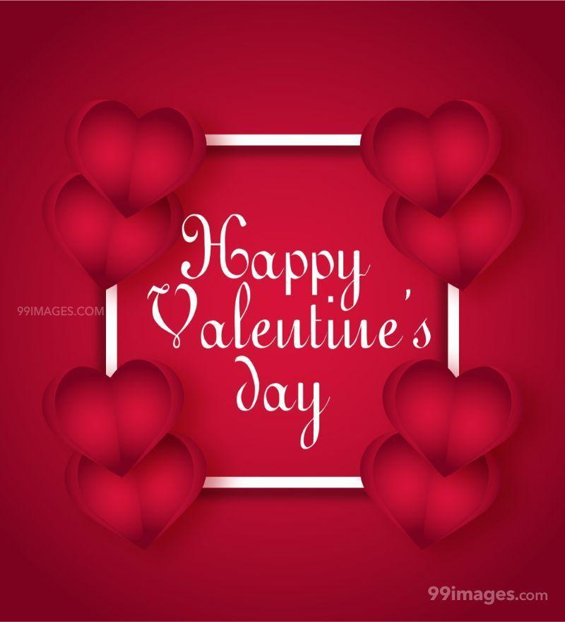 [95] [14 February 2020] Happy Valentines Day Romantic Heart 800x880