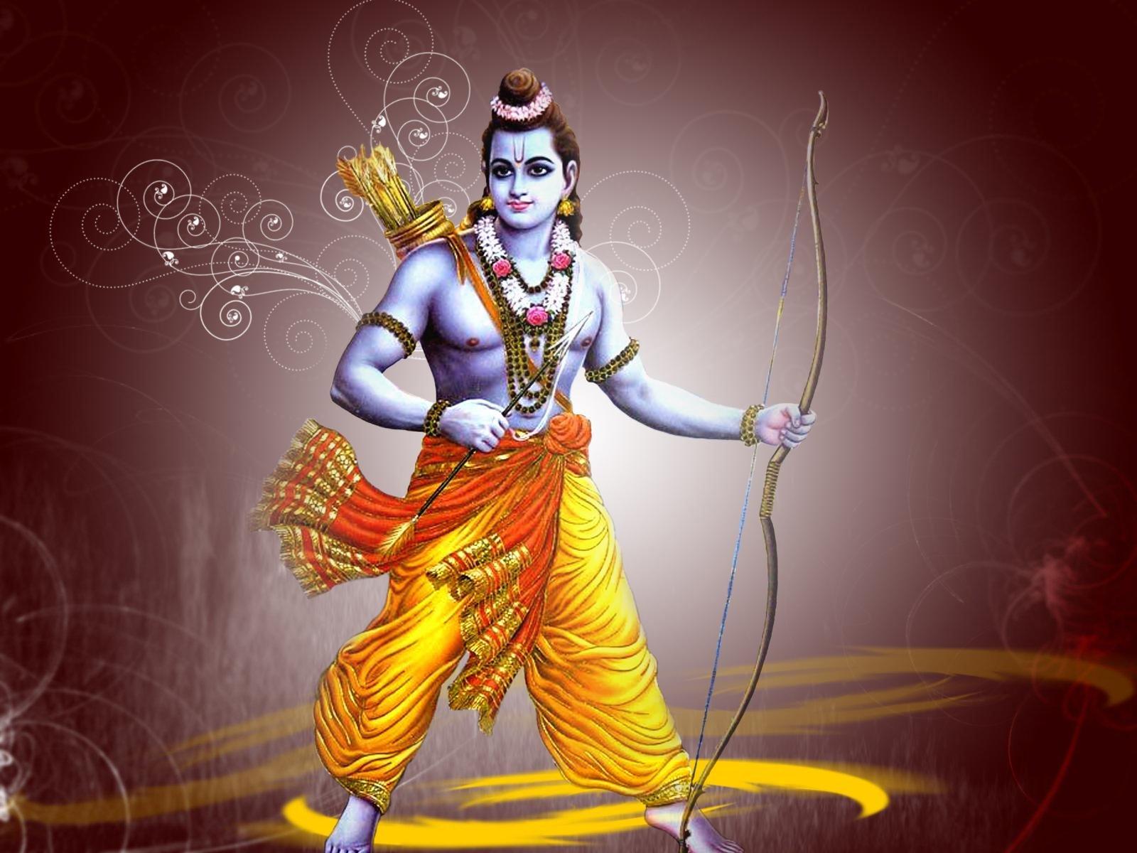 hindu god shri ram wallpapers hindu god shri ram wallpapers hindu god 1600x1200