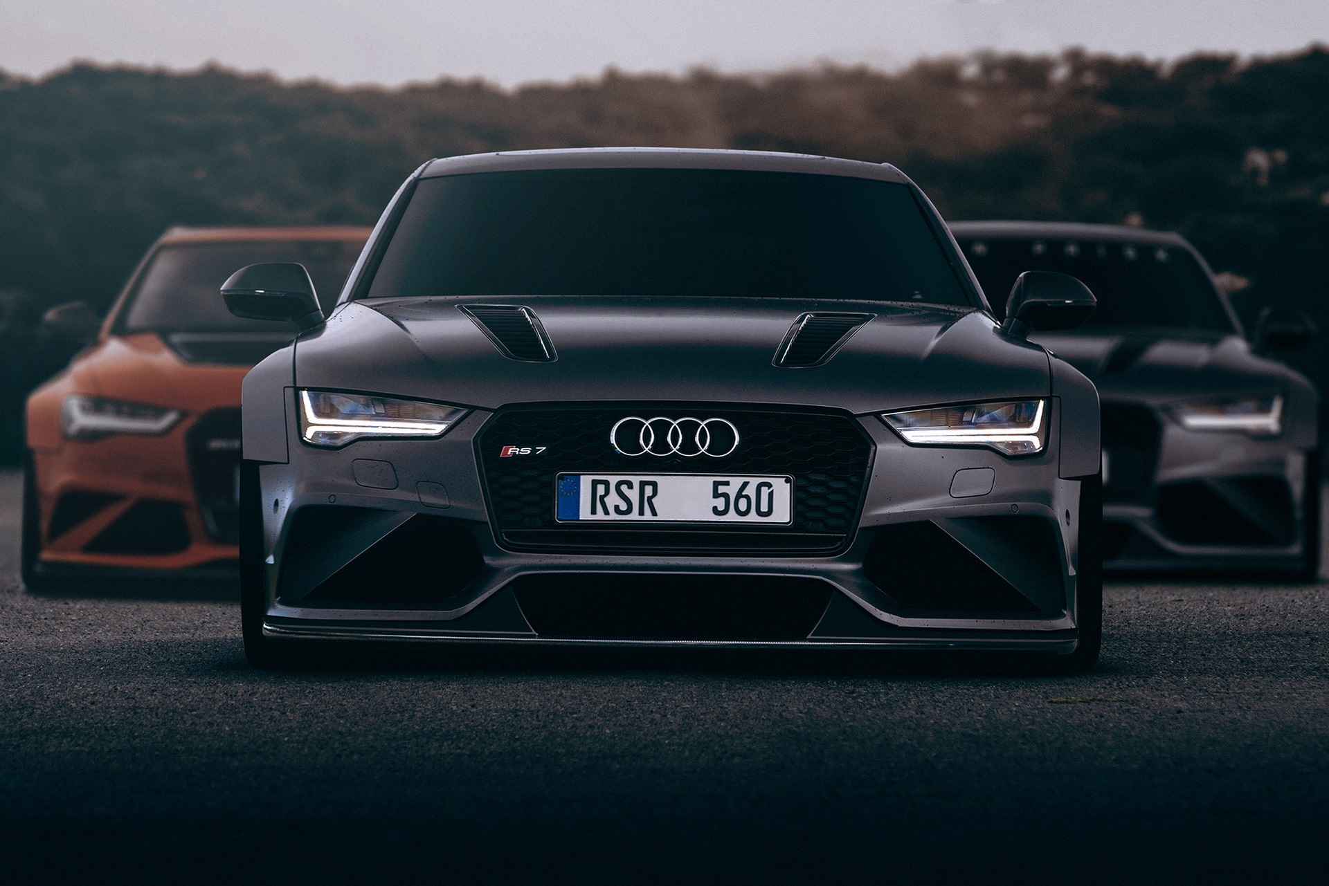 Widebody Audis The Sexiest Cars on Roads 1920x1281
