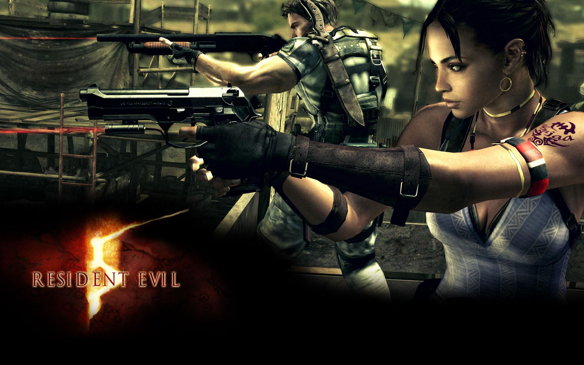 Resident Evil 5 3 Wallpapers HD Wallpapers 1920x1200