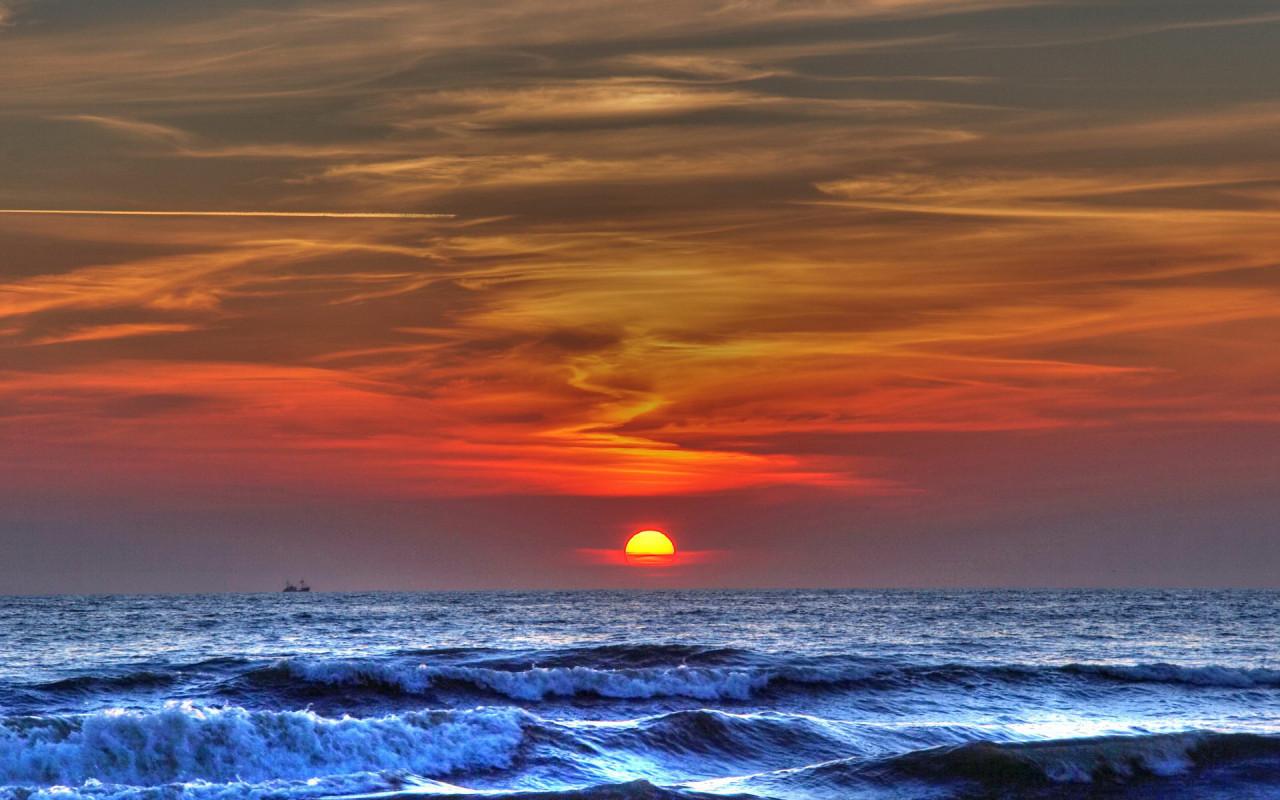 sunset wallpapersBeach Sunset Wallpapers Beach Sunset Desktop 1280x800