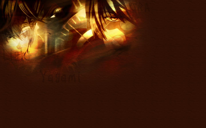 Light Yagami wallpaper by Morfuska 1440x900