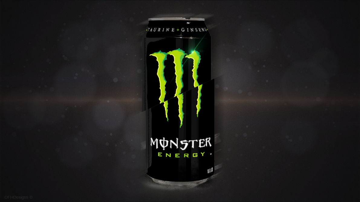 Monster Energy Drink Wallpaper Desktop and mobile wallpaper 1191x670