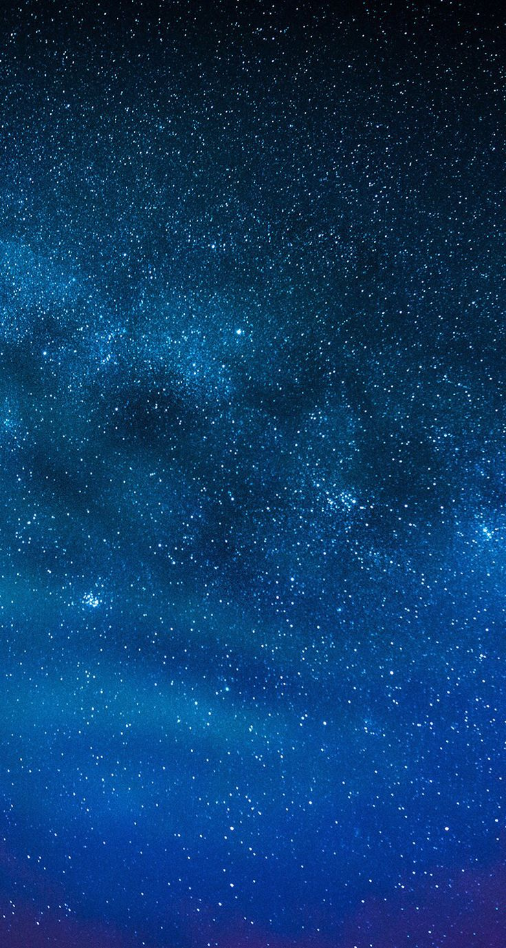 night sky stars wallpaper background phone hd 736x1377