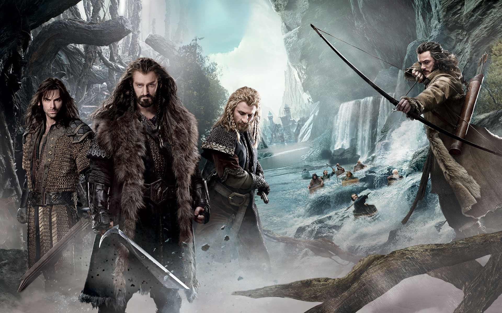 The Hobbit 2 Movie Wallpapers HD Wallpapers 1920x1200