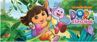 Top Cartoon Wallpaper Dora The Explorer 340x148