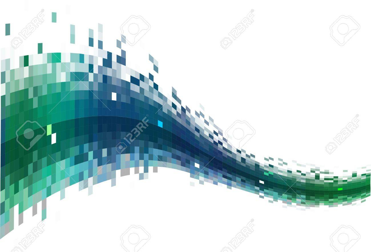 Abstract Data Stream Royalty Cliparts Vectors And Stock 1300x882