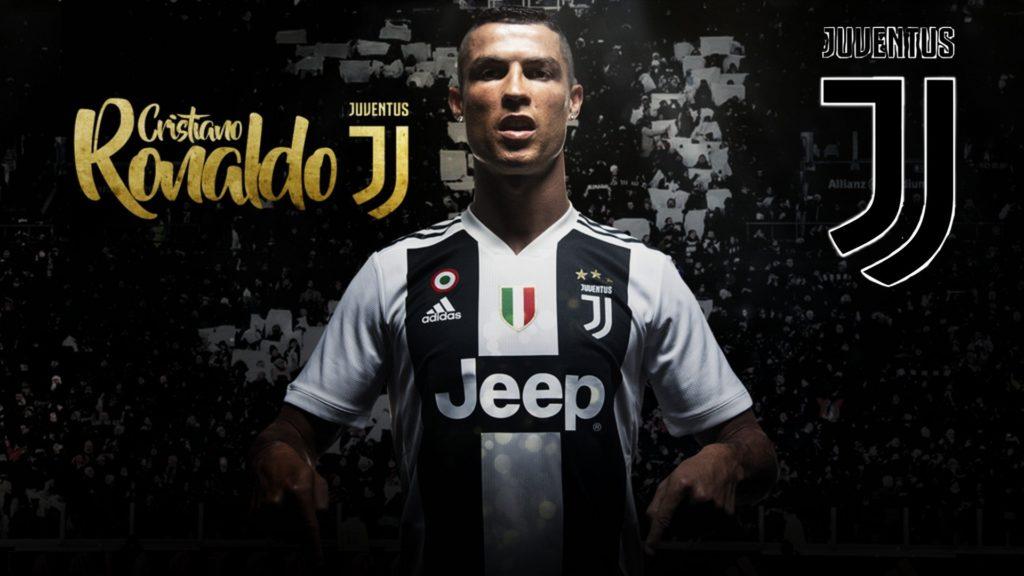 Cristiano Ronaldo 2019 Wallpapers Background   Supertab Themes 1024x576