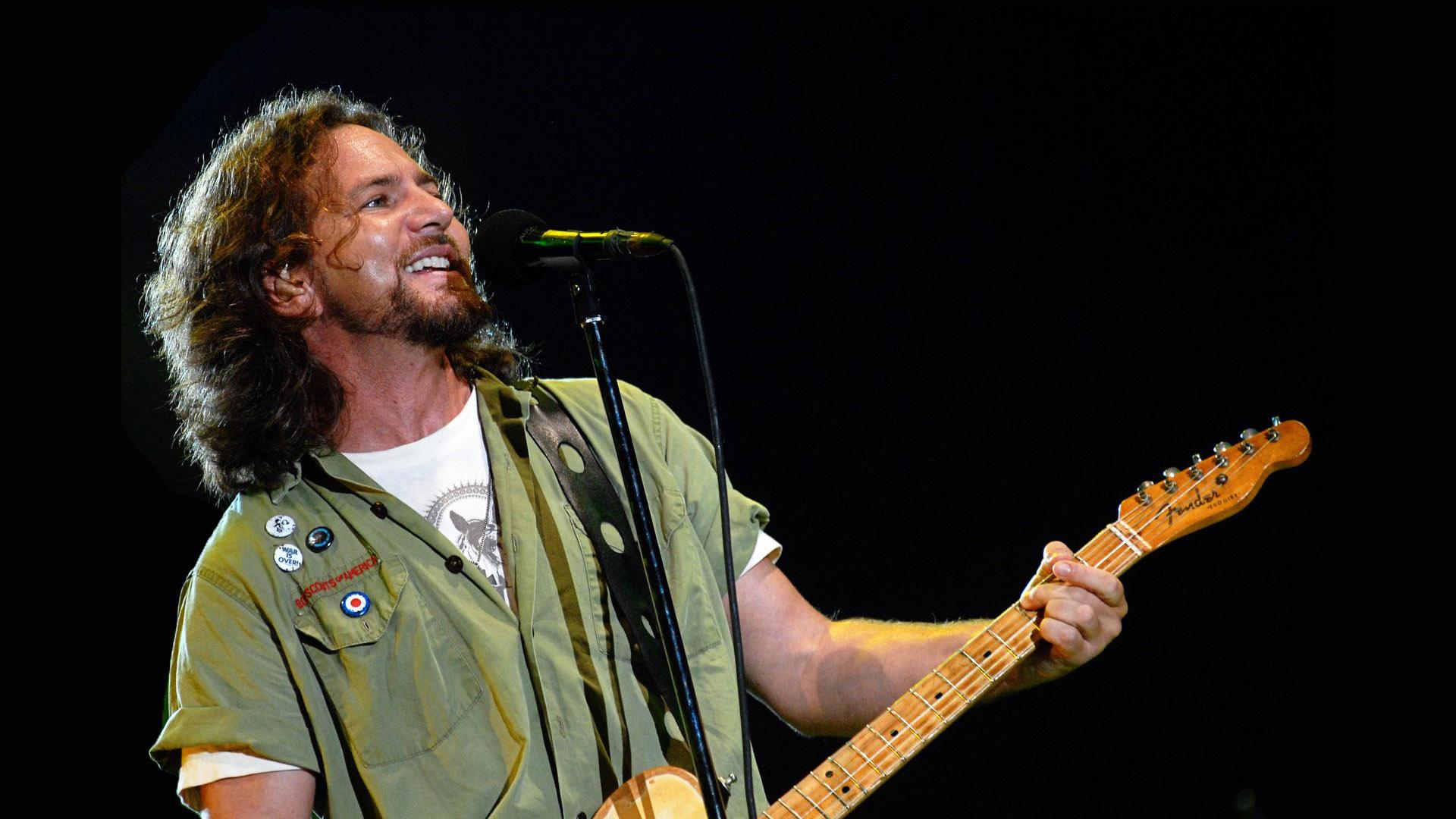 Eddie Vedder Wallpaper   Eddie Vedder Wallpaper 34587172 1920x1080