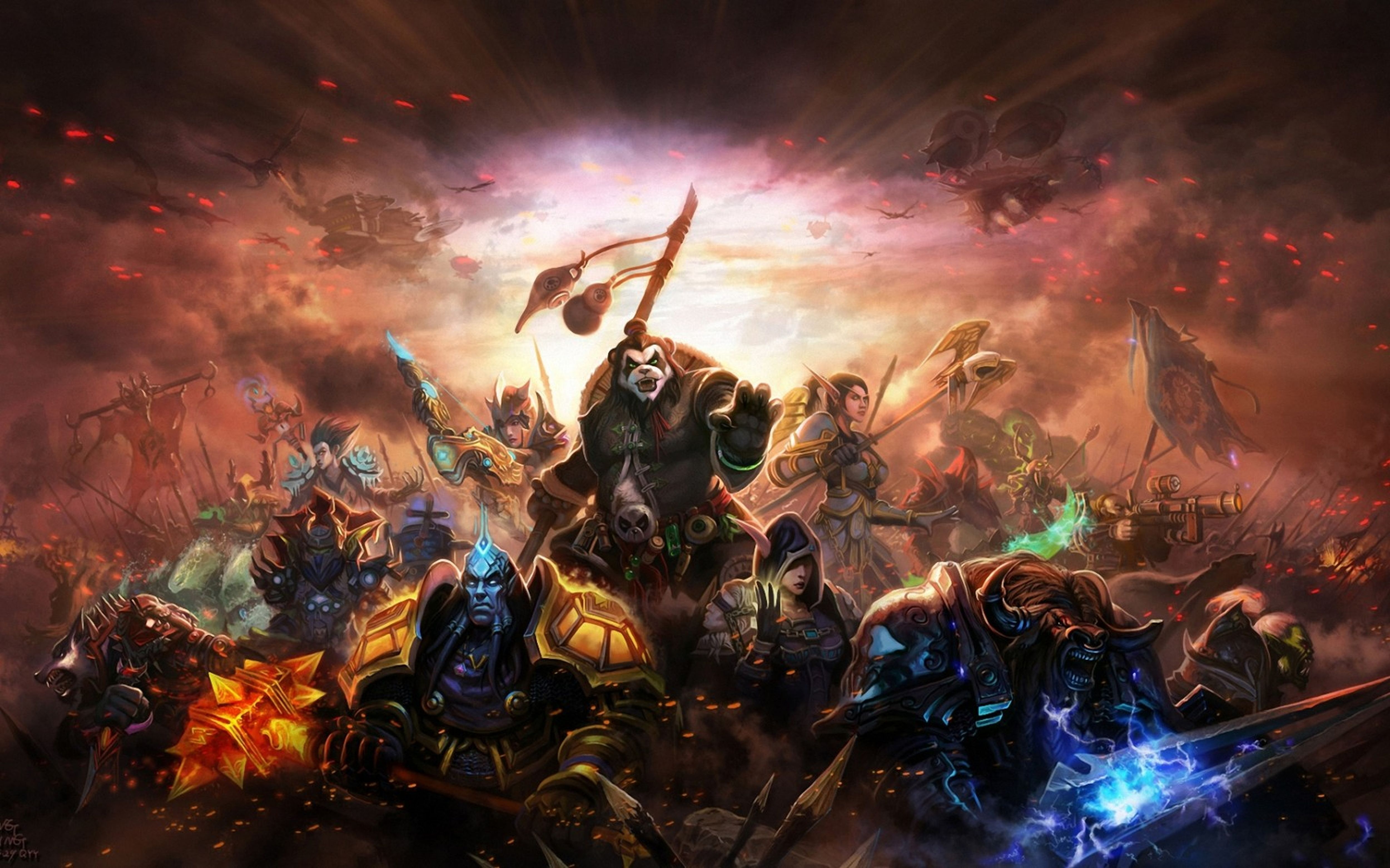 Free Download 69 World Of Warcraft Hd Wallpapers Backgrounds