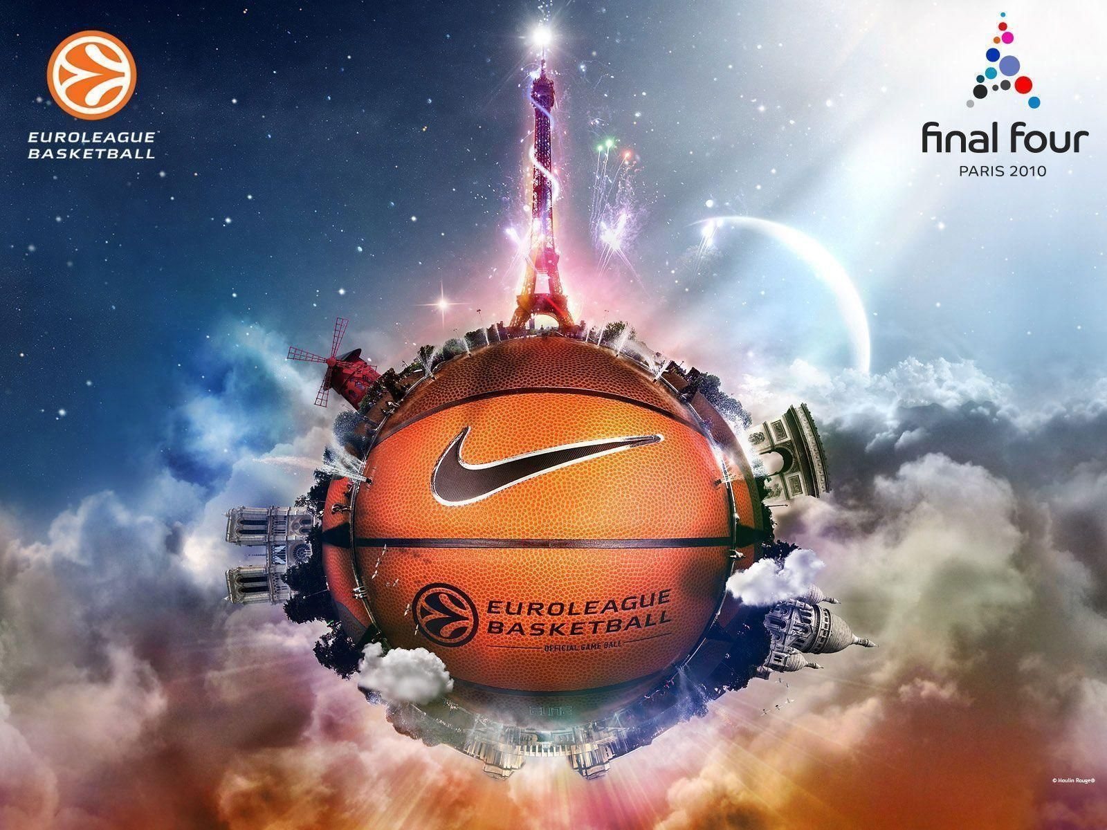 Euroleague Wallpapers at BasketWallpapers Basketball 1600x1200