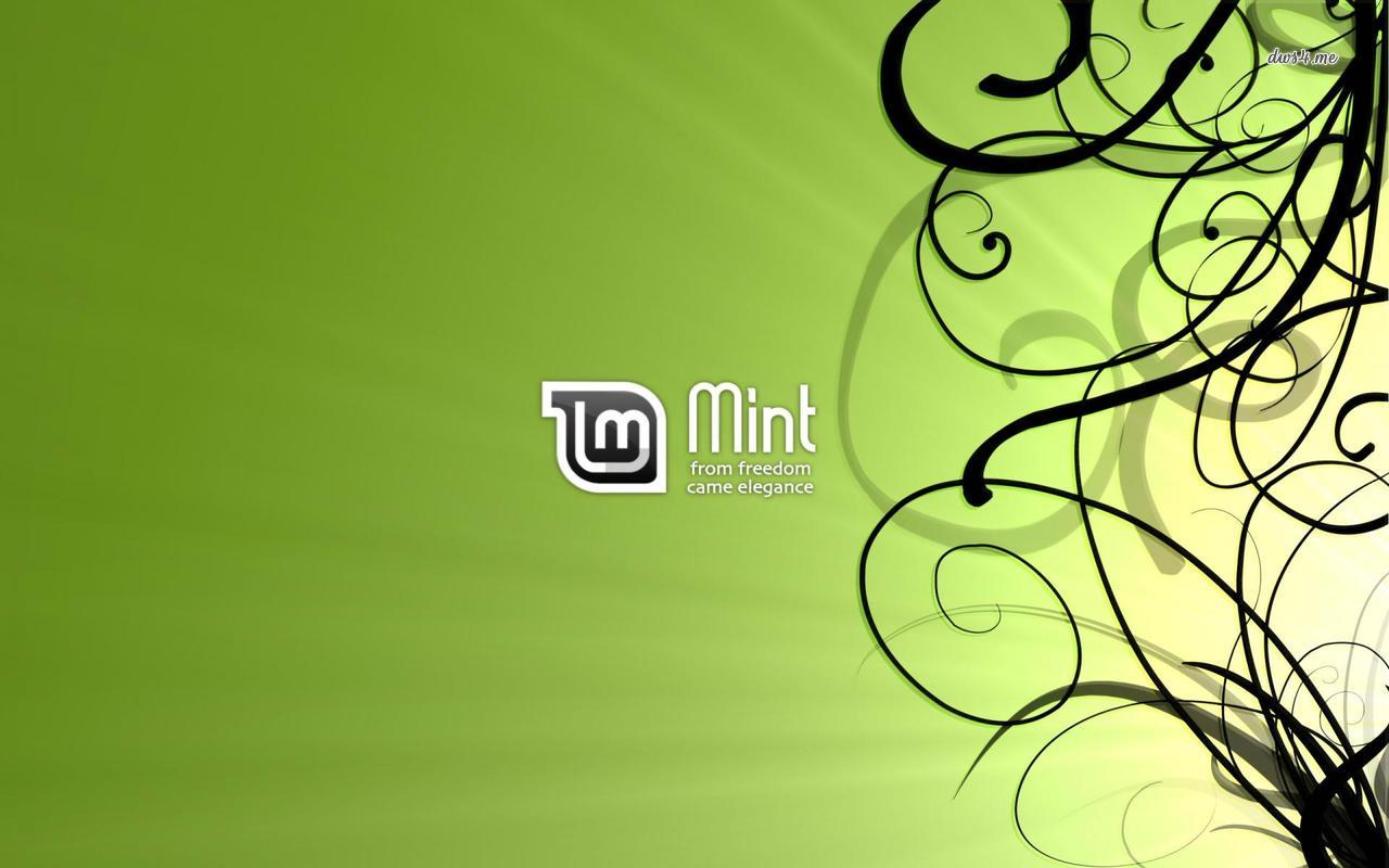 Linux Mint wallpaper   Computer wallpapers   12252 1280x800