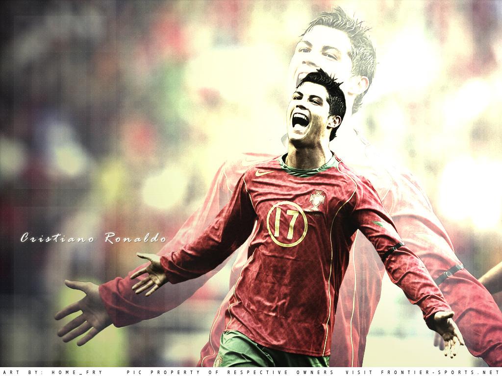 Best Desktop HD Wallpaper   cristiano ronaldo wallpapers 1024x768