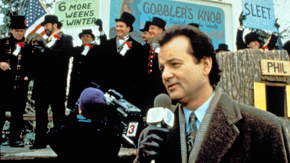 Groundhog Day at 25 Screenwriter Actor Remember Comedy Classic 1000x563