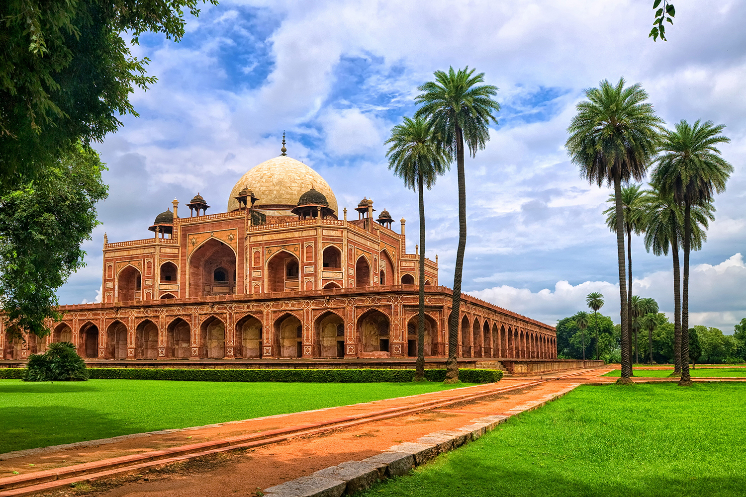 Buy Humayuns Tomb New Delhi Wallpaper Online in India at Best 1500x1000