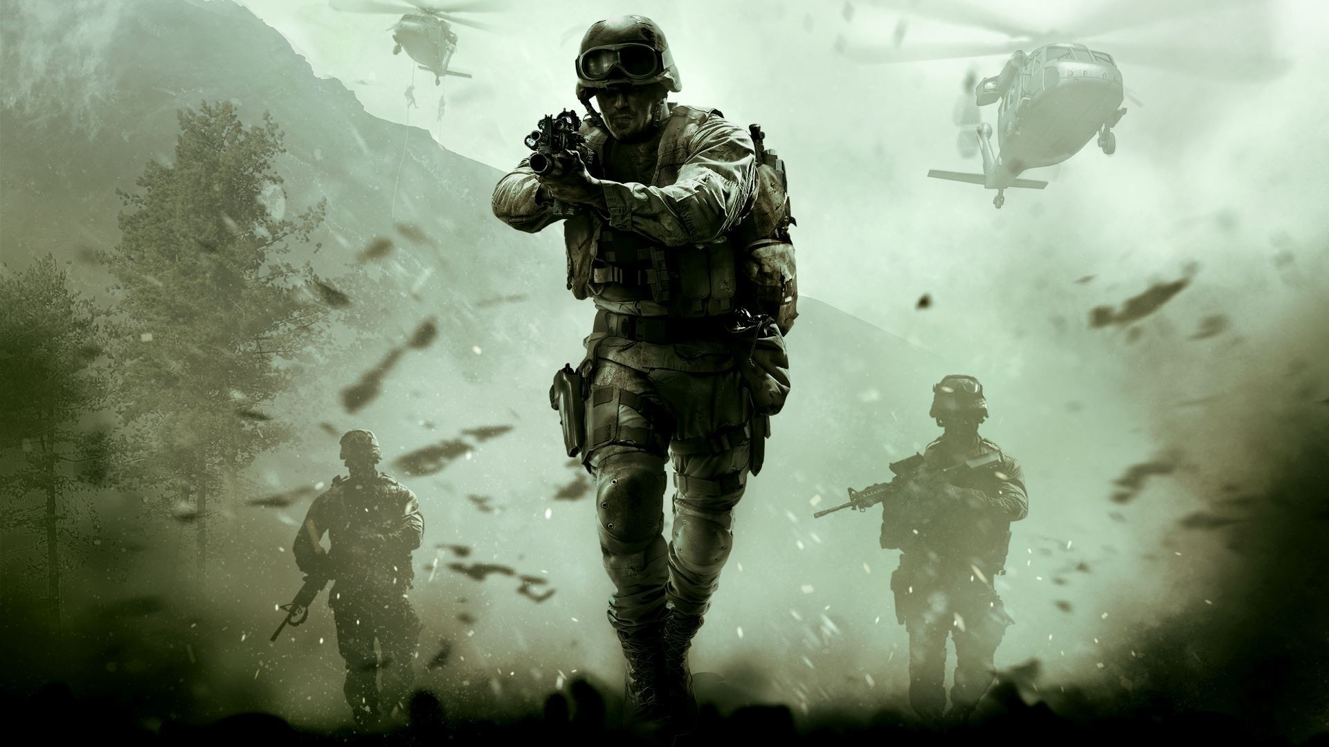 58 Cod4 Wallpaper On Wallpapersafari