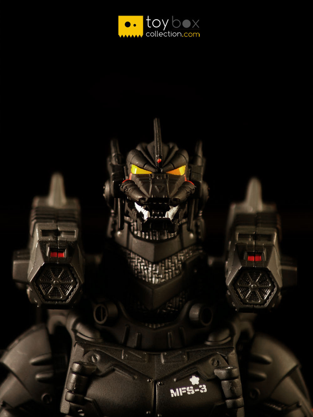 Review of Bandai Chogokin GD 57B Black MechaGodzilla 1000x1333