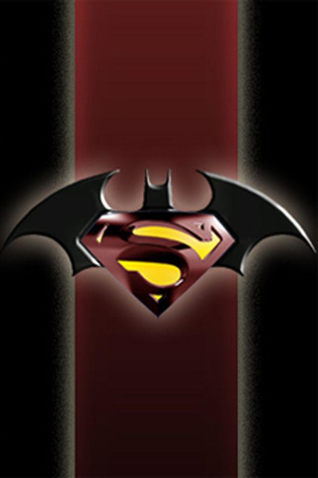 Photos Batman Vs Superman Logo Iphone Wallpaper Page 10 640x960