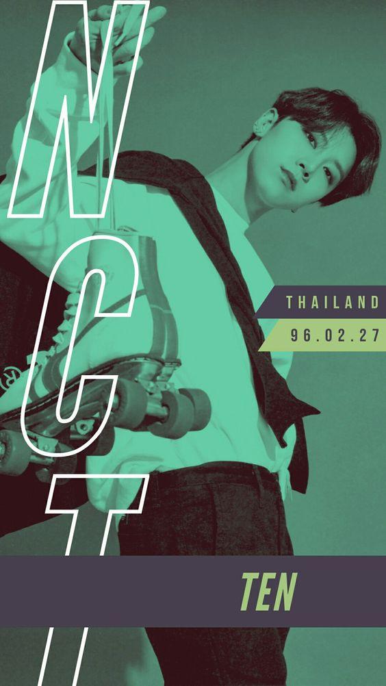 Ten NCT Cute Handsome Wallpaper HD KPOPedia 564x1002