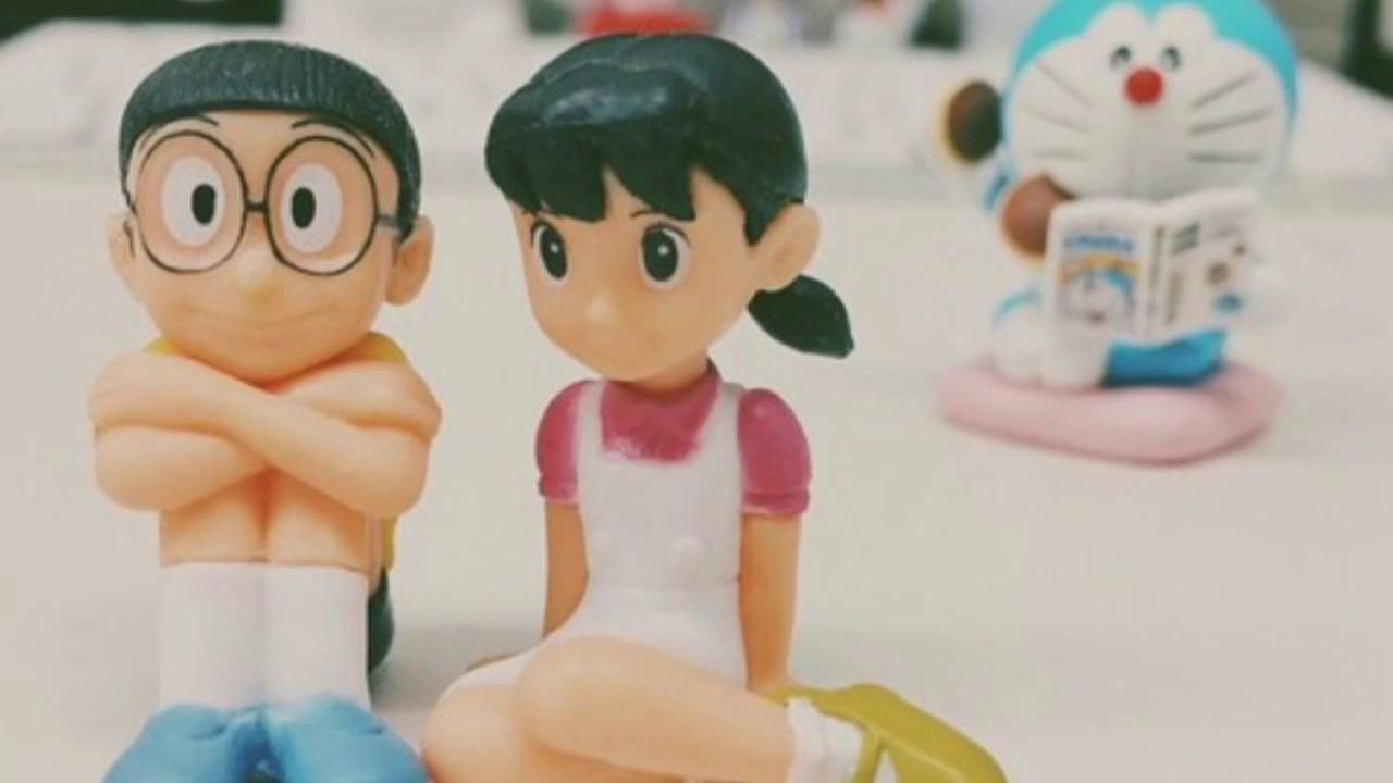 Nobita sizuka love images 1280x720