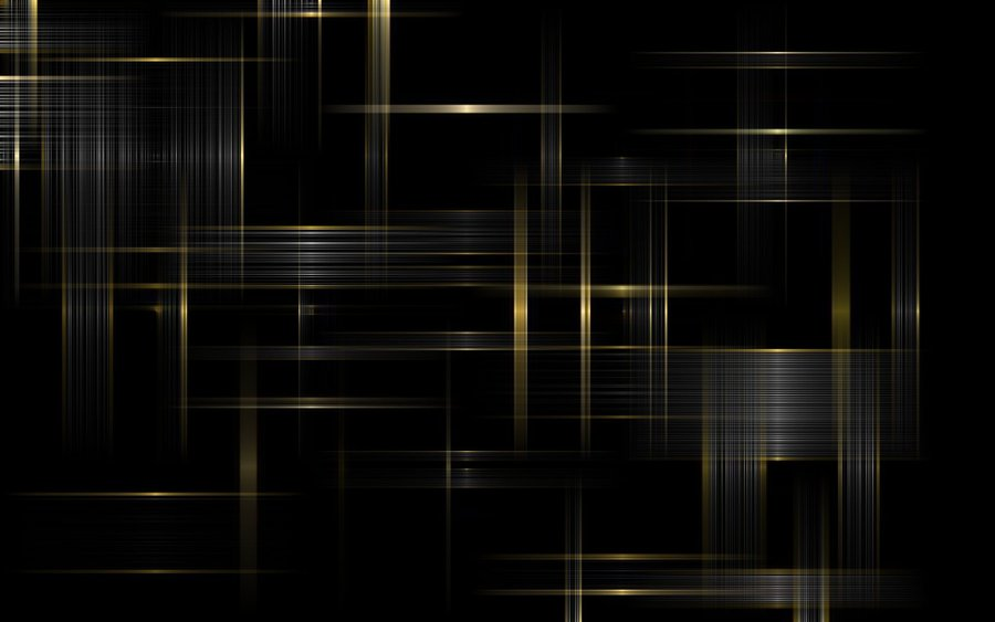 Black gold wallpaper wallpapersafari for Black gold interior design