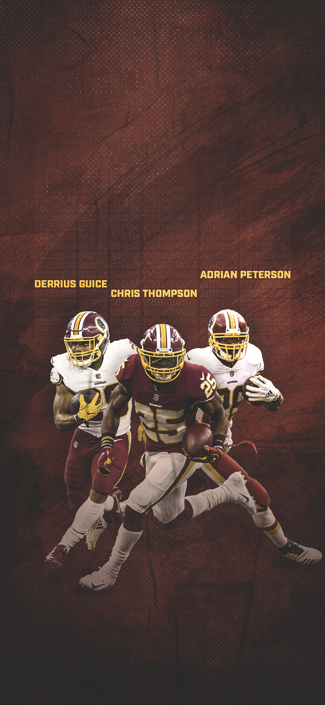 Washington Redskins Wallpapers   Top Washington Redskins 1125x2436