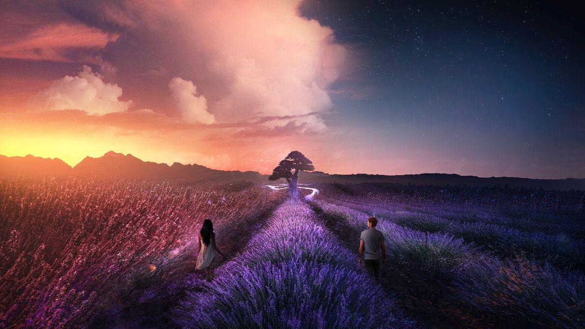 Eternal by t1nadeviantartcom Art Landscape 1191x670
