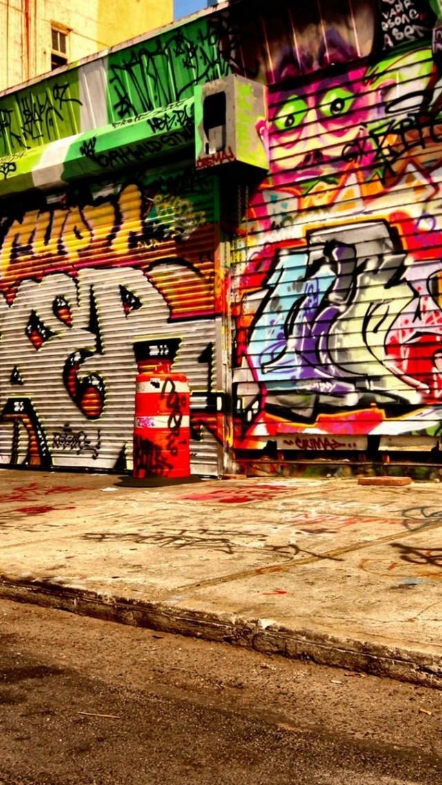 paintings more search graffiti iphone wallpaper tags graffiti street 640x1136
