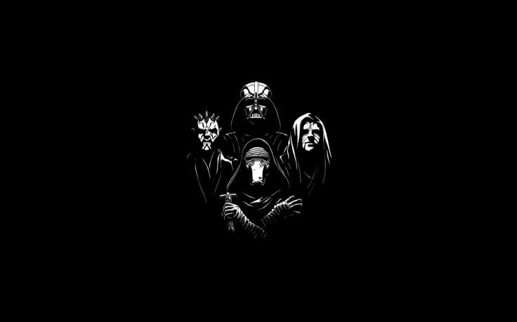 Star Wars Darth Vader Darth Sidious Darth Maul Kylo Ren Queen HD 736x459
