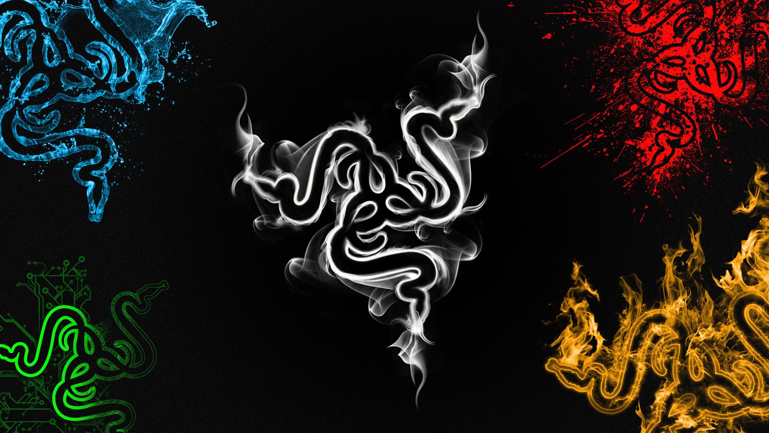 Red razer wallpaper hd wallpapersafari