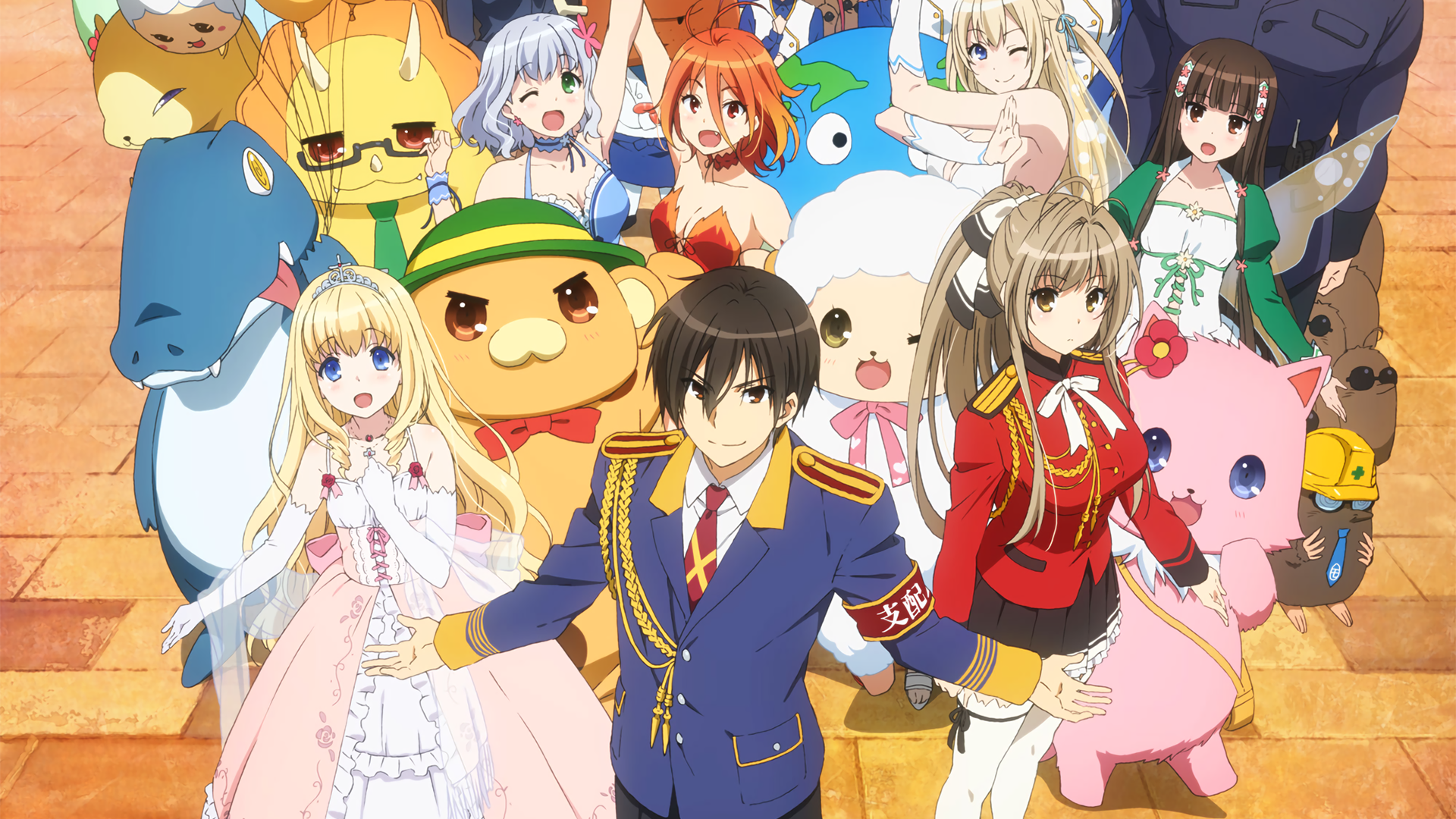 Amagi Brilliant Park Wallpaper 2   1920 X 1200 stmednet 1920x1080