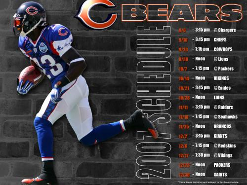 free schedule chicago bears wallpapers enjoy schedule chicago bears 500x375