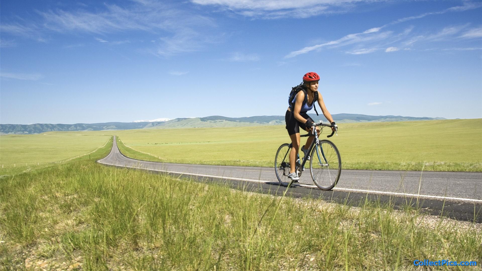 Road Bike Wallpaper