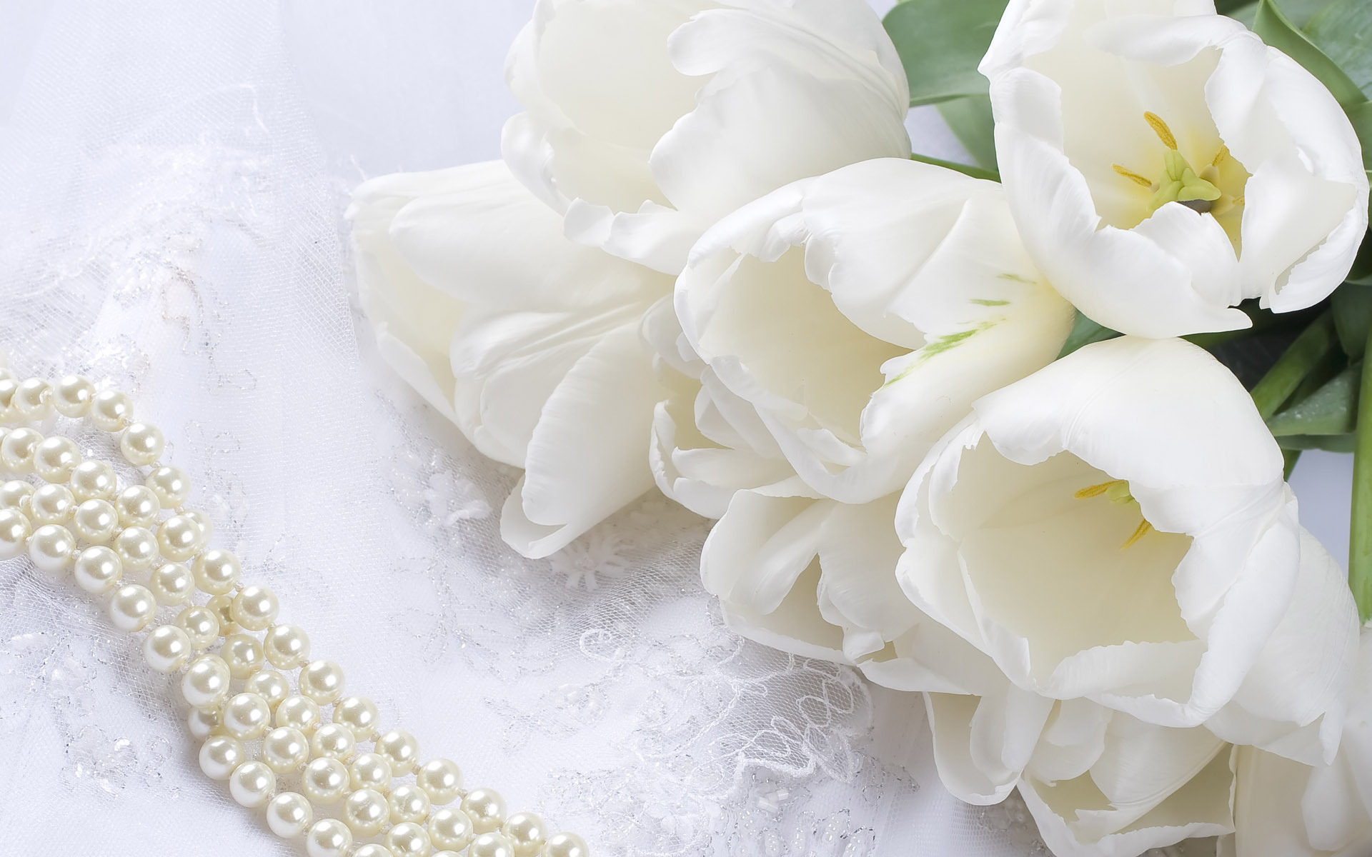 White Pearls   Colors Wallpaper 34512497 1920x1200