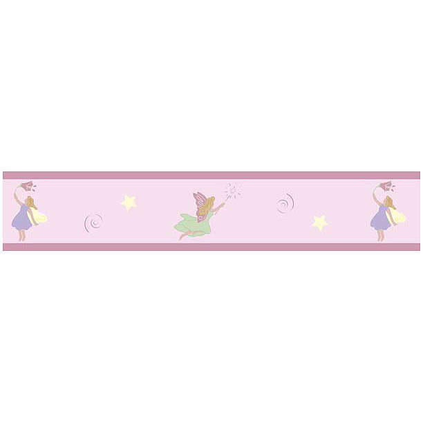 Discontinued Fairy Tale Wallpaper Border 612x612