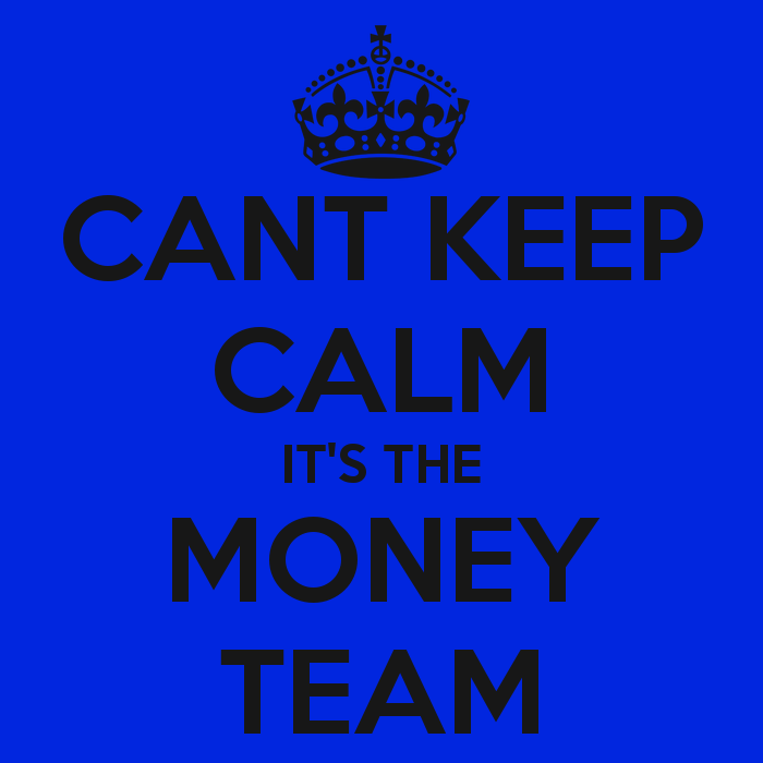 The Money Team Wallpaper Normal wallpaper moneyteam 700x700