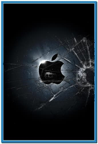 Broken glass screensaver iphone   Download 343x503