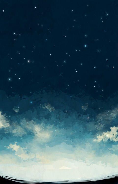 Gallery Starry Night Sky Wallpaper Hd 480x750