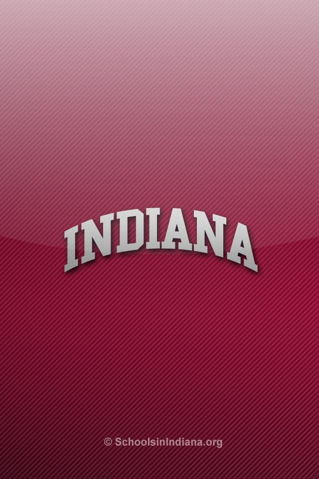 Indiana Hoosiers iPhone Wallpapers Schools in Indiana iPhone 640x960