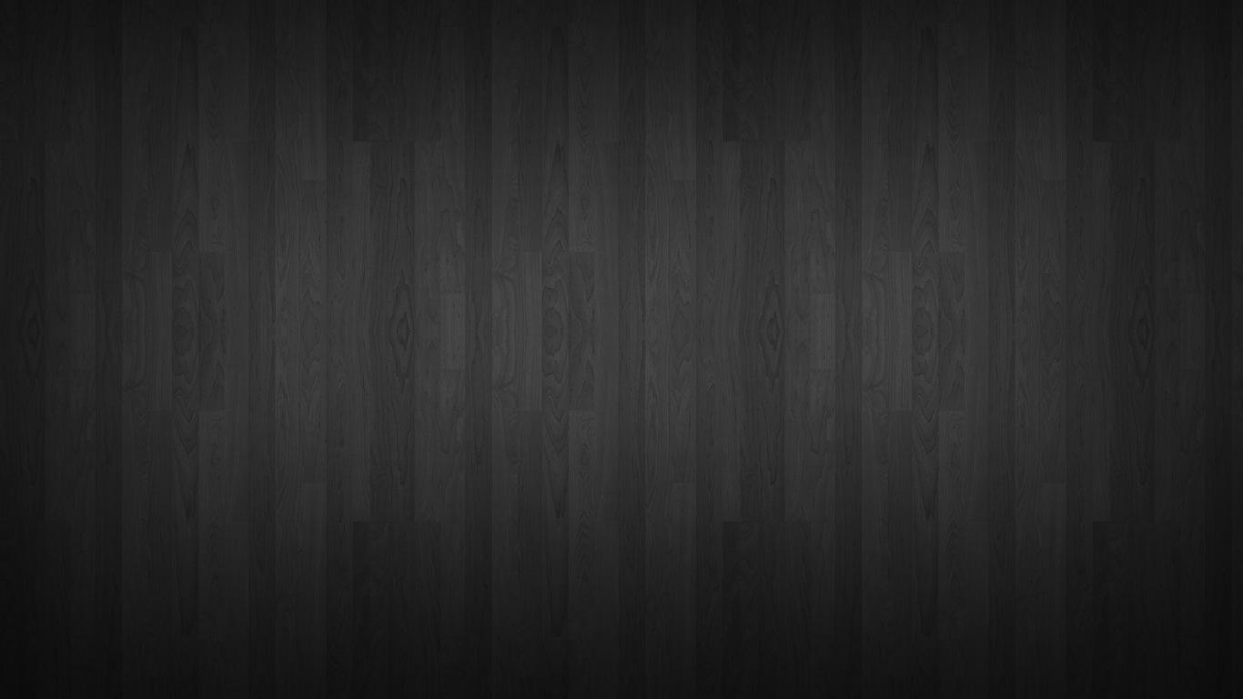 dark wood ubuntu minimal HD Wallpaper wallpaper   28014   HQ 1366x768