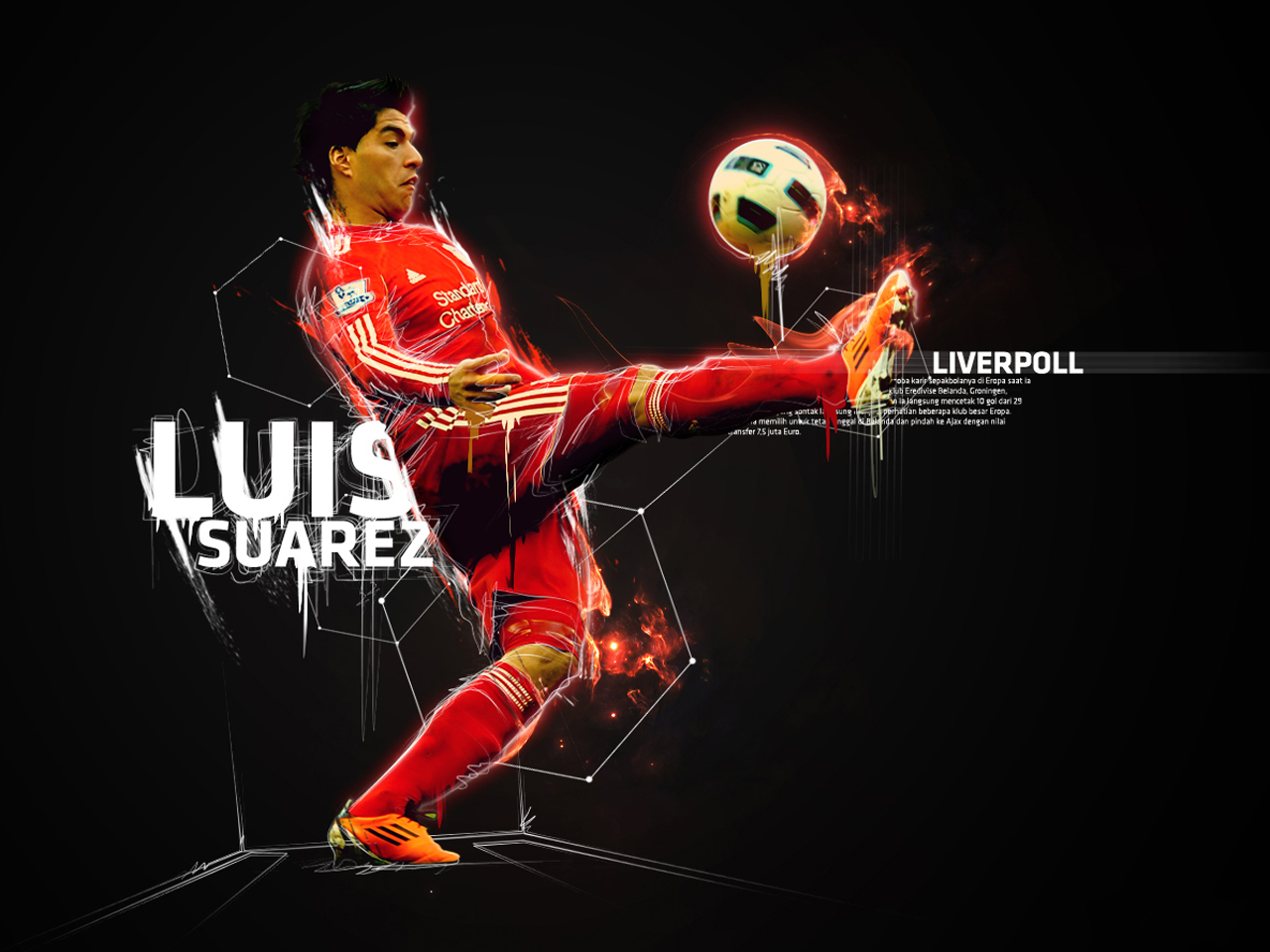 Luis Suarez Wallpapers 1280x960
