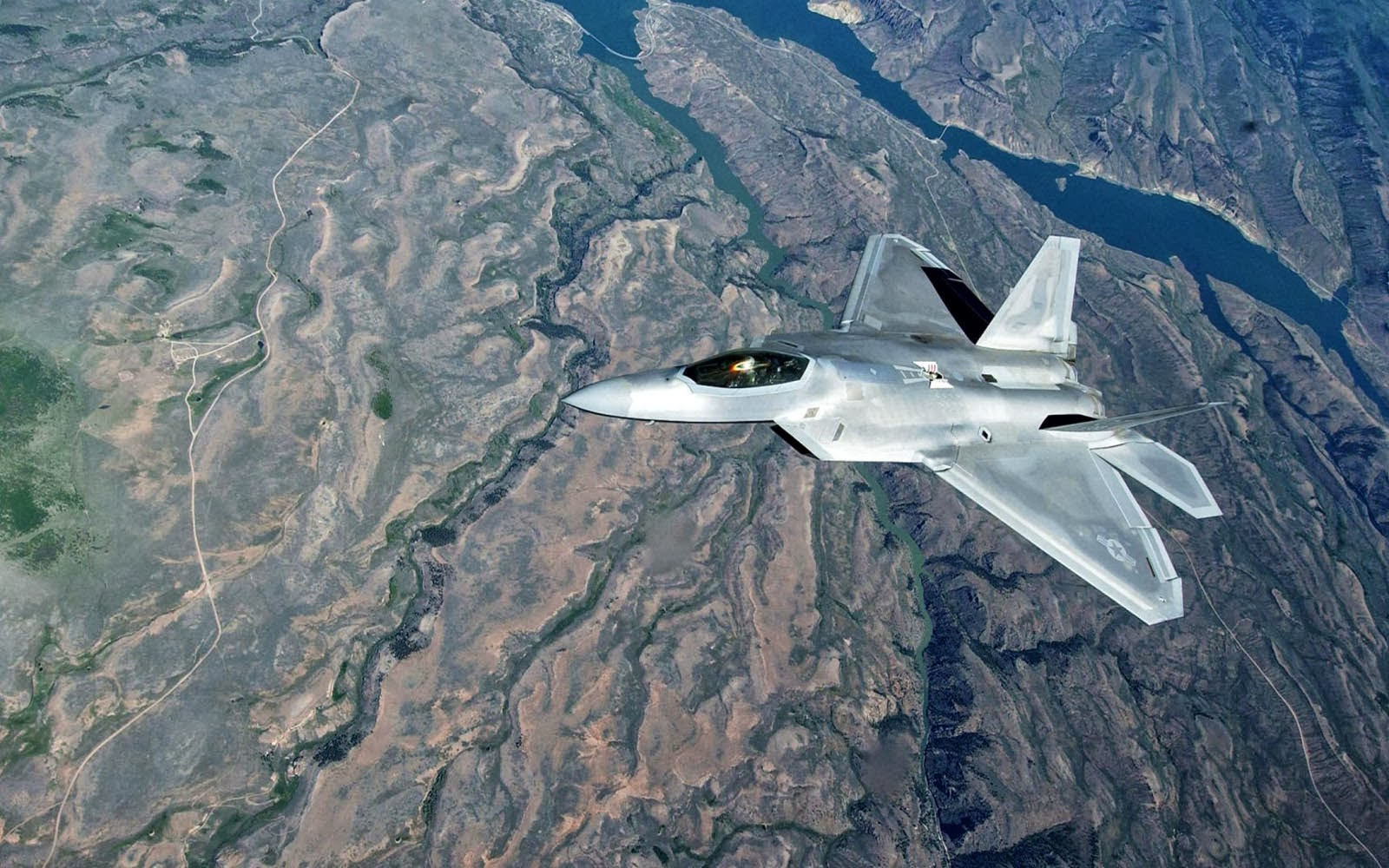 Tag Lockheed Martin F 22 Raptor Wallpapers BackgroundsPhotos 1600x1000