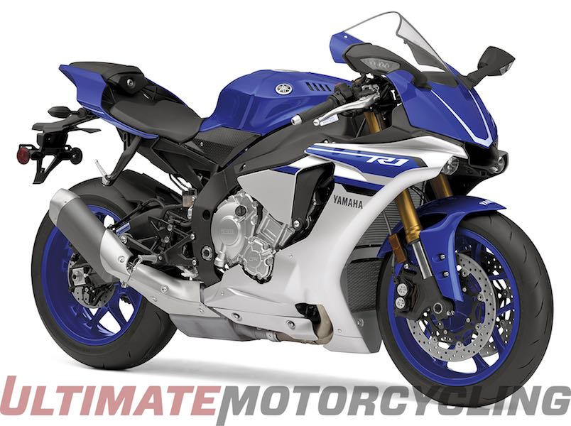 Yamaha reinvented the YZF R1 for 2015 with an all new engine plus an 804x600
