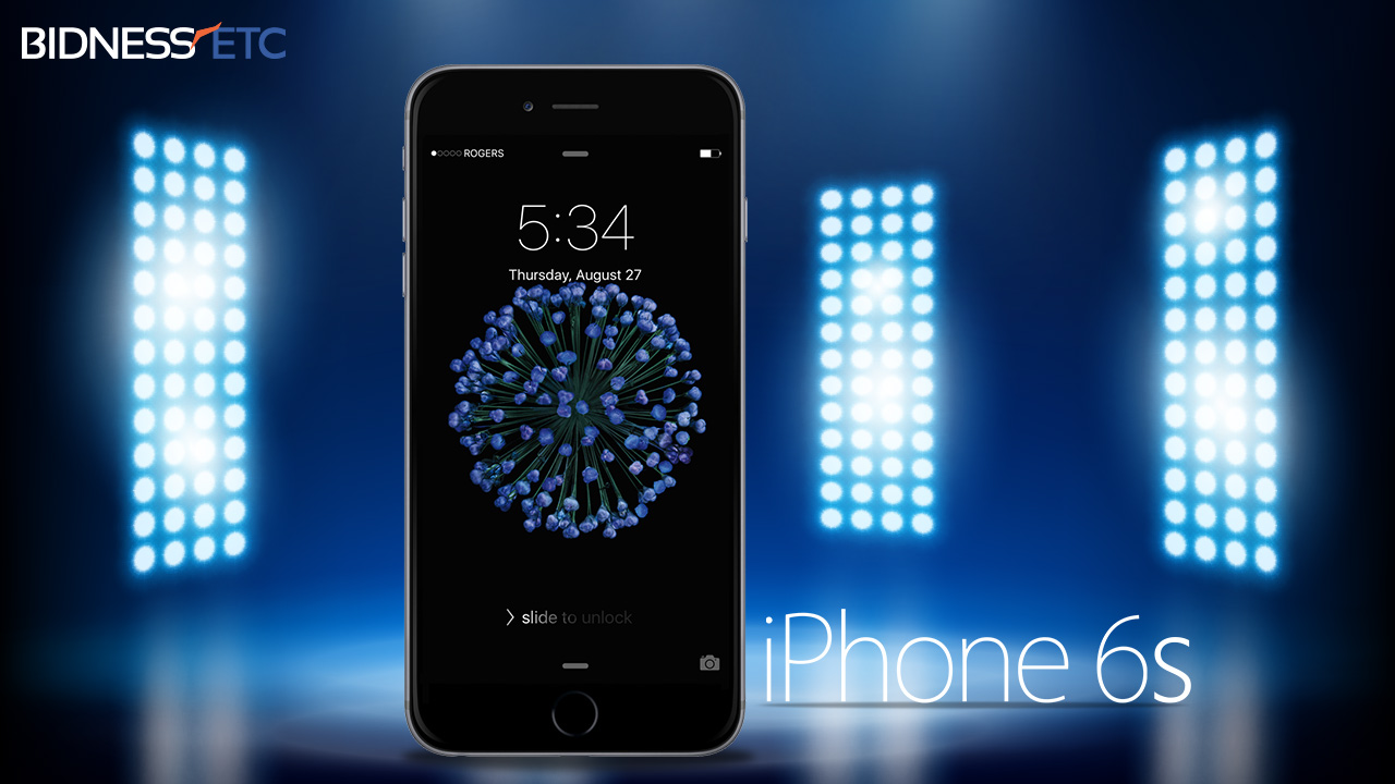 Apple Inc iPhone 6s To Sport Dynamic Motion Wallpapers 1280x720