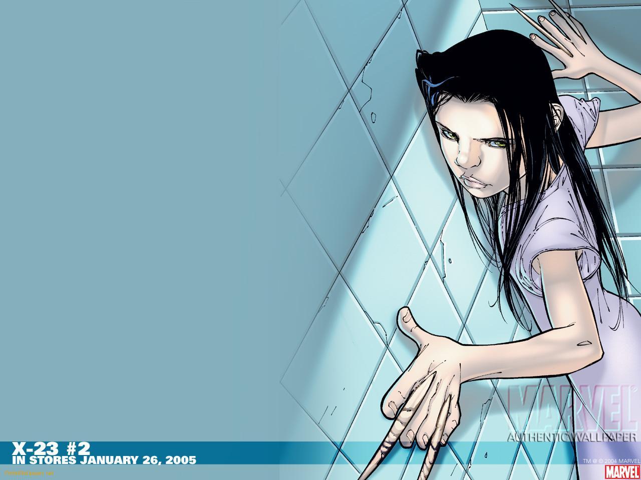 X23 Comics Wallpaper 1280x960