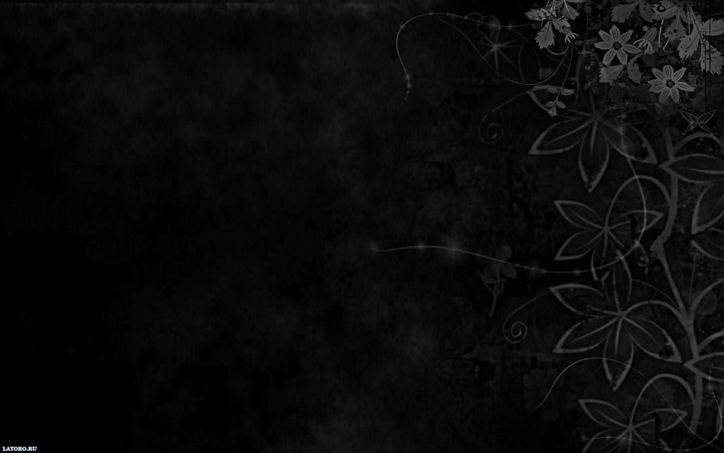 desktop wallpapers black and white wallpapersafari
