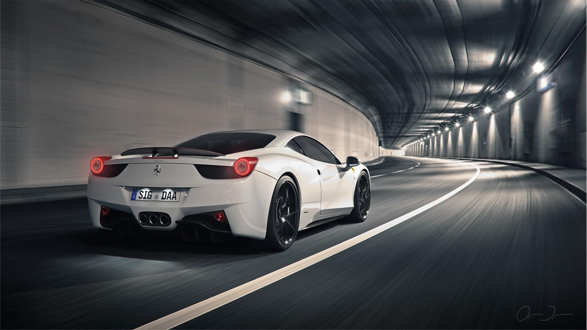 Free Download Ferrari On Hd Wallpapers Backgrounds For Desktop