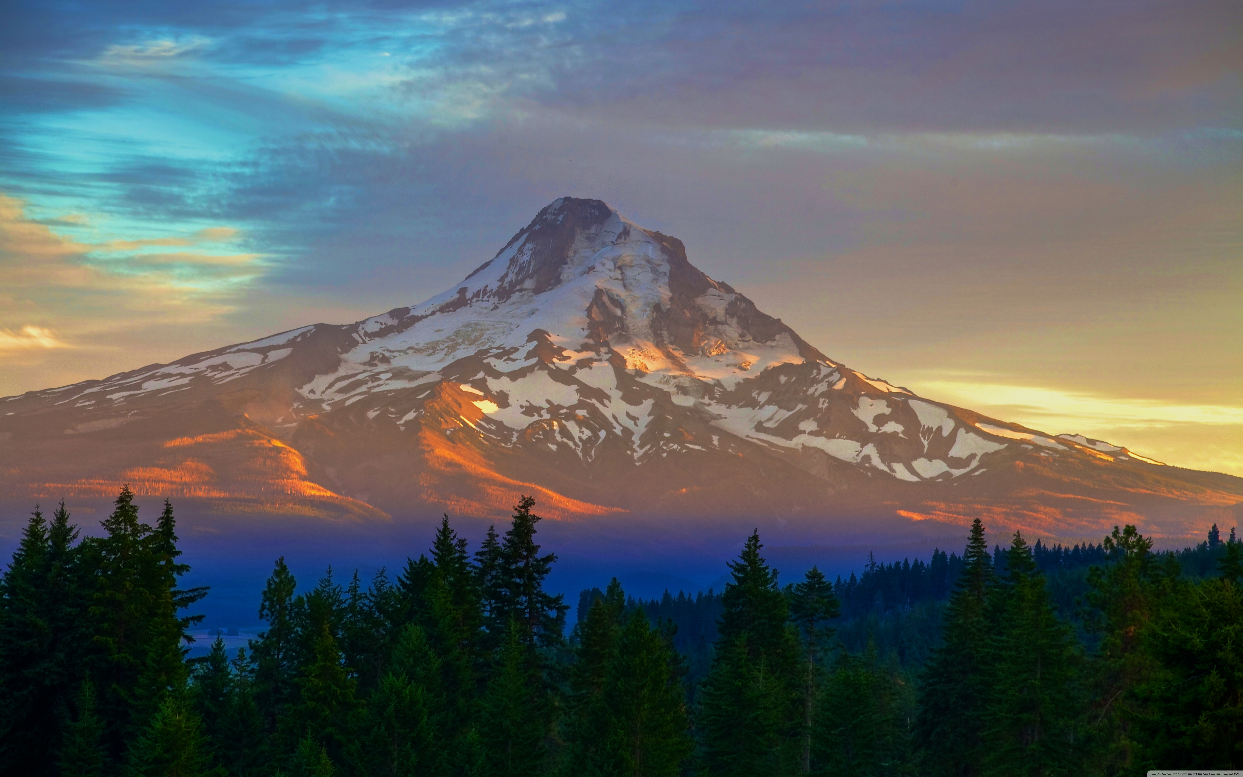 Mount Hood Wallpapers and Background Images   stmednet 5120x3200